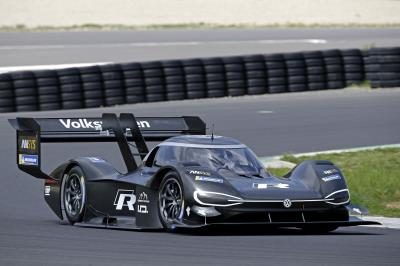 The Volkswagen I.D. R Pikes Peak In Its Element: First Outing In Alès