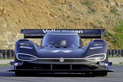 Lightweight Design Strategy Defines Volkswagen I.D. R Pikes Peak