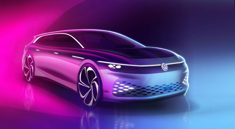 ID. Space Vizzion Concept To Be Unveiled During La Auto Show Week