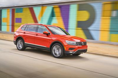 Volkswagen Of America Reports March 2018 Sales Results