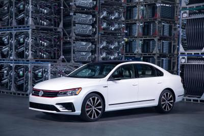 Passat GT Named A Top Car For Your Commute