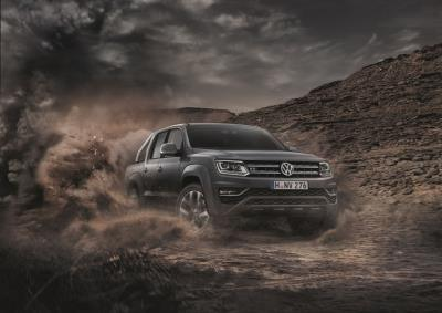 More Power To The Pick-Up: Volkswagen Launches New Top Spec Amarok