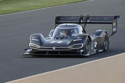 Into Thin Air – Volkswagen Motorsport Breaking New Technological Ground With The Aerodynamics Of The I.D. R Pikes Peak