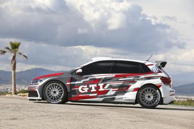 Competitive Debut In Spain – Volkswagen Polo GTi R5 Set For Its First Race On Gravel And Asphalt