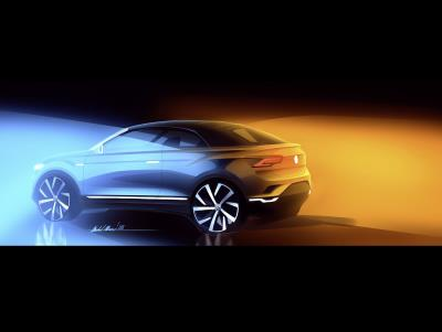 Volkswagen Brand's First SUV Cabriolet: Supervisory Board Confirms Cabriolet Version Of T-Roc