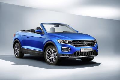 Production Of The T-Roc Cabriolet Begins In Osnabrück