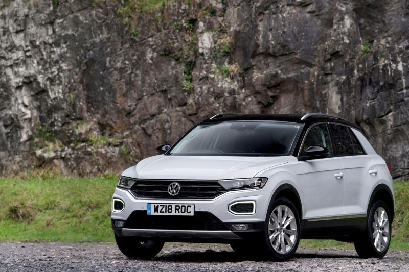 Volkswagen T-Roc Gains New Turbodiesel Engine Option