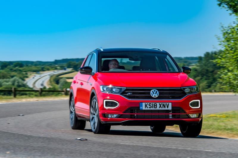 Volkswagen T-Roc Gains New Turbodiesel Engine Option