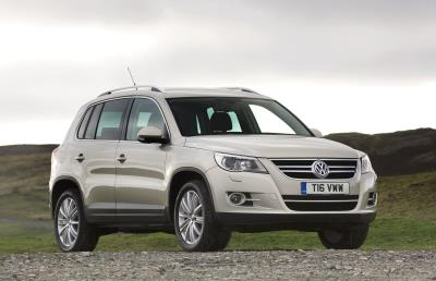 Volkswagen Today Celebrates 10 Years Of Tiguan