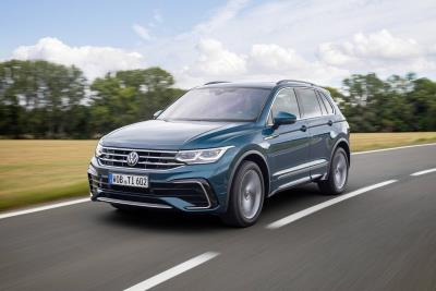 New Volkswagen Tiguan Now Open For Order With New Look And Equipment From £24,915 Otr