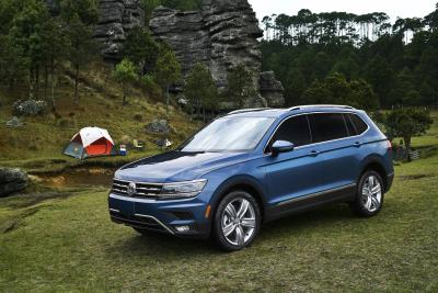 2019 Volkswagen Tiguan Named Cars.Com 'Best Compact SUV Of 2019'