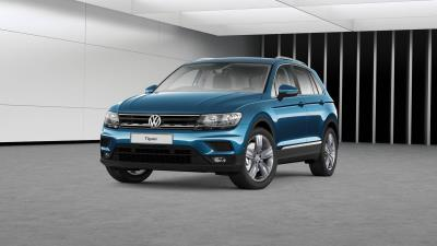 Tiguan Gains New Trim Levels, Plus 230 PS Petrol Engine
