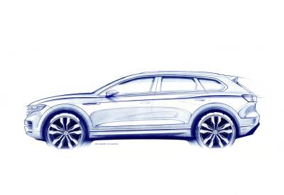 Leading The Way – The New Volkswagen Touareg