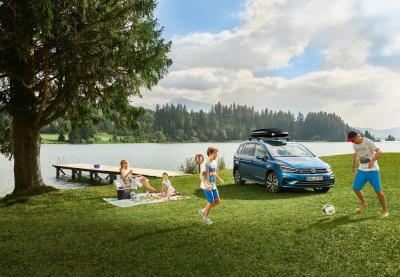 15 Years Of The Touran: One Of The Most Successful German Compact Mpvs In Europe Celebrates An Anniversary