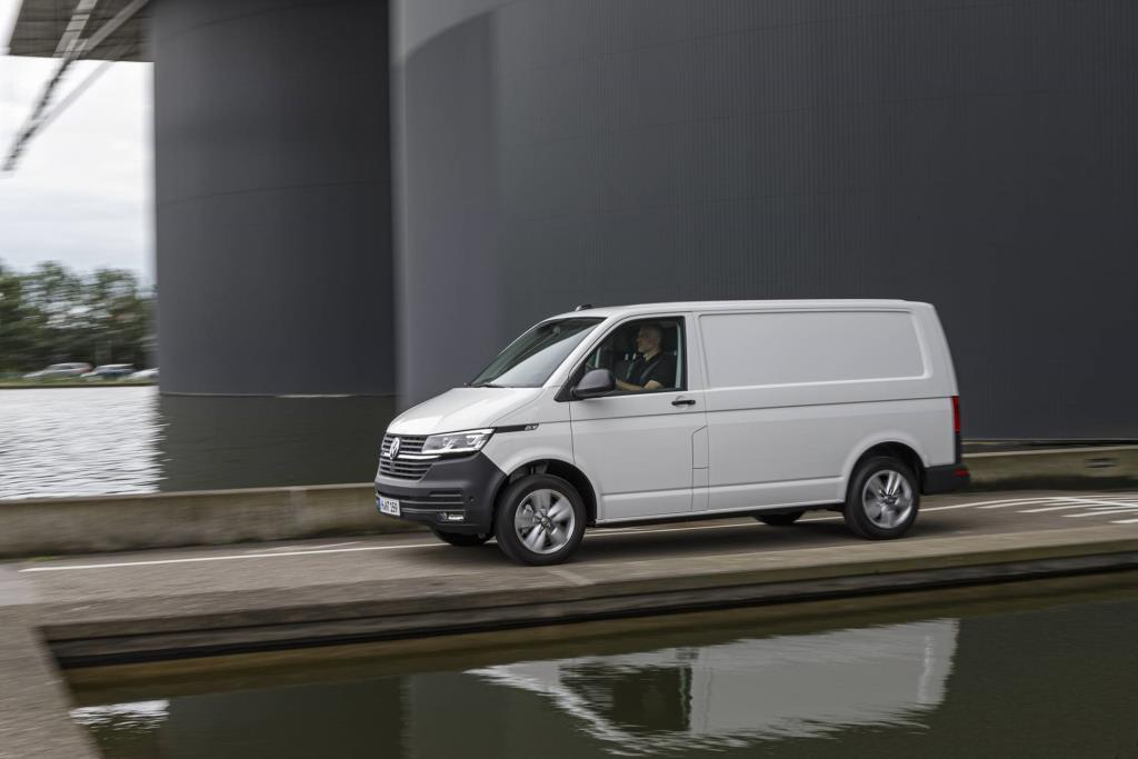 Order Books Open For Latest Generation Of Volkswagen Transporter: The T6.1   Conceptcarz.com