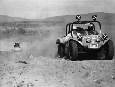 Volkswagen Marks 50 Years Of Baja Desert Racing