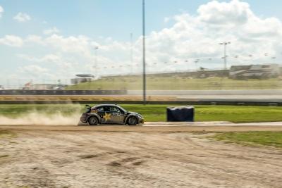 Volkswagen Andretti Rallycross Returns To Atlantic City Aiming To Solidify Championship Standing