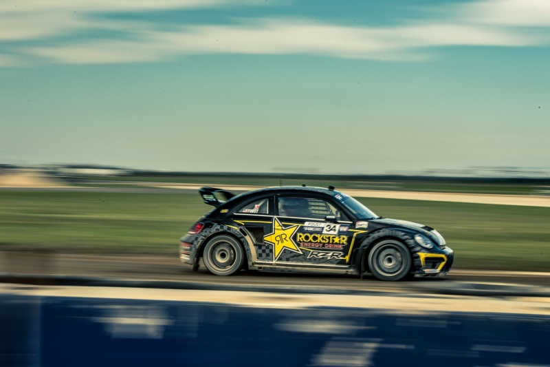 Volkswagen Andretti Rallycross Aims To Continue Winning Streak At Seattle Doubleheader