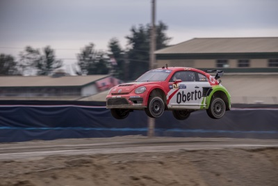 Double 1-2 Finishes In Seattle Allow Volkswagen Andretti Rallycross To Close In On Third Consecutive Driver's Title