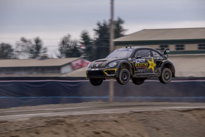 Volkswagen Andretti Rallycross Aims To Capture Driver's Championship At Final Race In Los Angeles