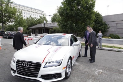 Volkswagen Group/Audi Statement On Updated U.S. Department Of Transportation Automated Vehicle Policy