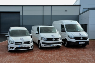 Volkswagen Commercial Vehicles Support GB Electrical's Services To Armed Forces