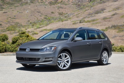 VOLKSWAGEN GOLF FAMILY MODELS RECEIVE NHTSA 5-STAR SAFETY RATINGS