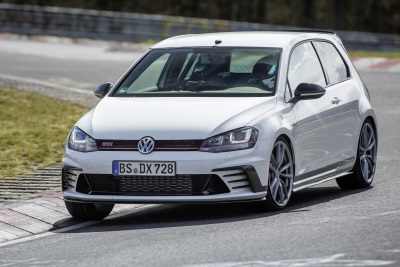 RECORD BREAKING GOLF GTI CLUBSPORT S IS A SELL-OUT SUCCESS