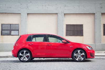 VOLKSWAGEN ANNOUNCES PRICING OF 2015 GOLF GTI MODELS, STARTING AT $24,395