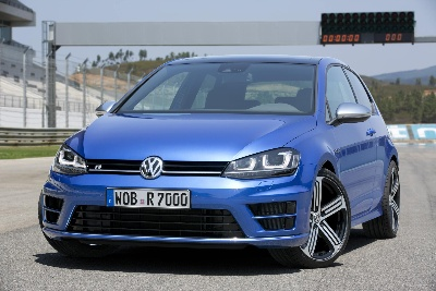 NEW VOLKSWAGEN GOLF R MAKES ITS U.S. DEBUT AT THE 2014 NORTH AMERICAN INTERNATIONAL AUTO SHOW