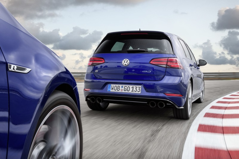 Performance Pack Upgrade For Potent Golf R