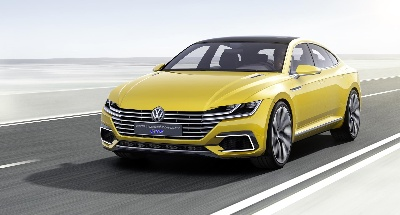 VOLKSWAGEN GROUP NIGHT IN GENEVA: WORLD PREMIERES OF THE SPORT COUPÉ CONCEPT GTE AND THE NEW TOURAN