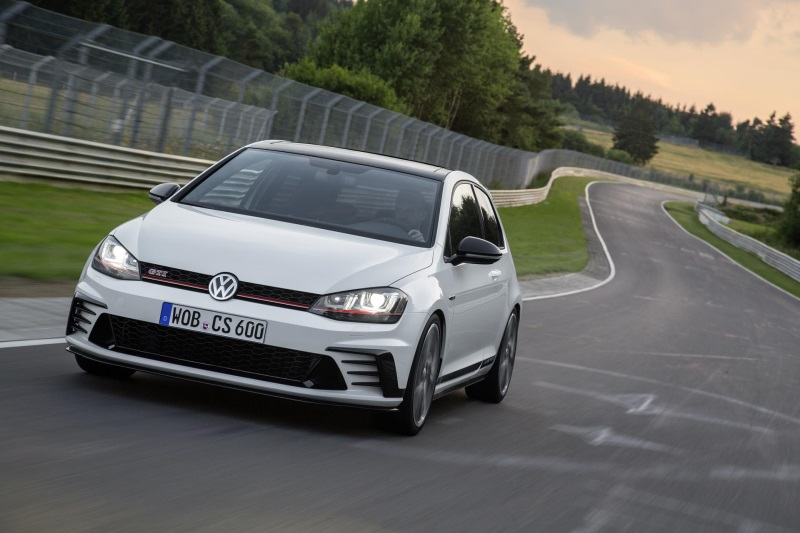 VOLKSWAGEN TO UNVEIL MORE POWERFUL GTI CLUBSPORT AT THE FRANKFURT INTERNATIONAL MOTOR SHOW