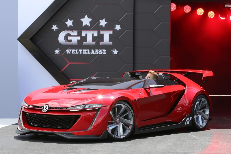 Superb VOLKSWAGEN GTI ROADSTER MAKES NORTH AMERICAN DEBUT AT THE LOS ANGELES  INTERNATIONAL AUTO SHOW