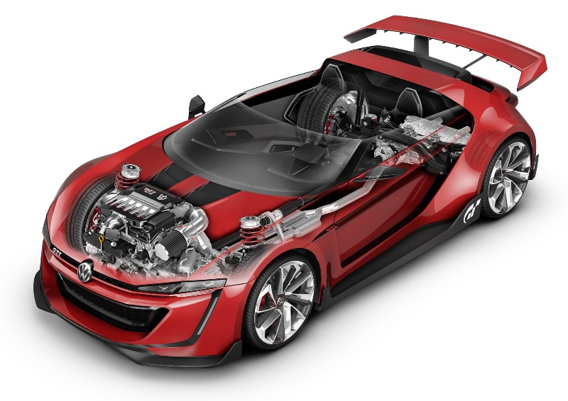 VOLKSWAGEN GTI ROADSTER MAKES NORTH AMERICAN DEBUT AT THE LOS ANGELES INTERNATIONAL AUTO SHOW