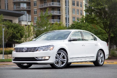 THE VOLKSWAGEN PASSAT IS RANKED MOST APPEALING MIDSIZE CAR IN J.D. POWER 2013 APEAL STUDY