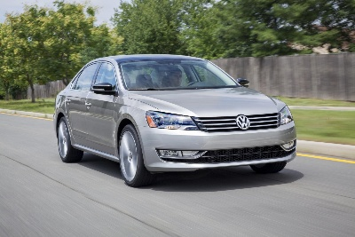 VOLKSWAGEN ANNOUNCES PRICING FOR 2014 PASSAT SPORT