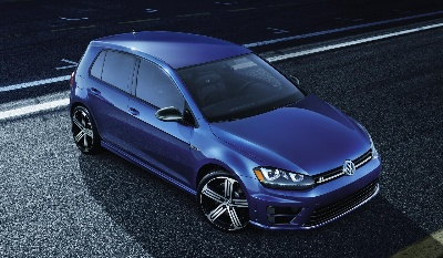 VOLKSWAGEN ANNOUNCES PRICING OF 2015 GOLF R