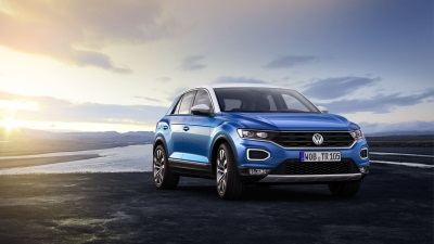 Born Confident? Order Your T-Roc Today!