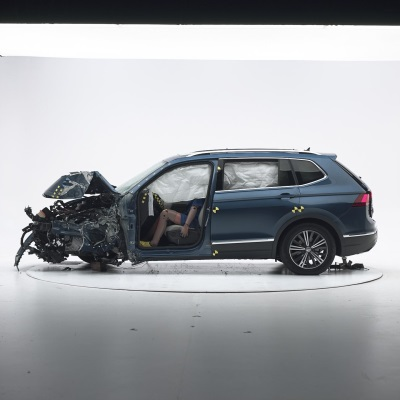 2018 Volkswagen Tiguan Earns 2017 Top Safety Pick Rating From The Insurance Institute For Highway Safety