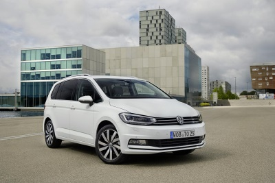 Touran Tops Europe's MPV Sales Chart For The First Time