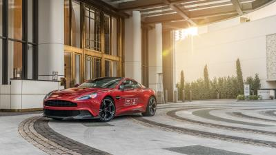 Waldorf Astoria Beverly Hills Debuts Exclusive Aston Martin Driving Experiences Package