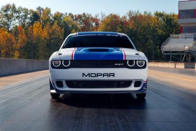 New 'Leader Of The Pak:' Order Reservations Open For Quickest, Fastest And Most Powerful Dodge Challenger Mopar Drag Pak Ever