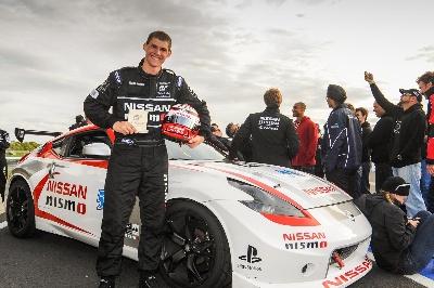 WISCONSIN'S NIC HAMMAN DOMINATES FINAL RACE TO WIN NISSAN GT ACADEMY SEASON 4