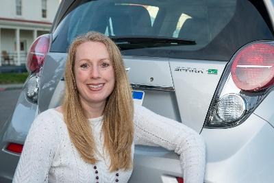 WOMEN DRIVING AUTO INDUSTRY'S TECHNOLOGY ADVANCES