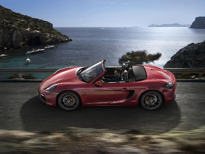 WORLD PREMIERE OF THE BOXSTER GTS AND CAYMAN GTS