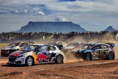 WorldRX Runner-Up Honours For Team Peugeot Hansen*!