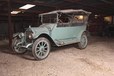 Barn Find Sawyer's Sandhills Museum Collection Slated for Worldwide Auctioneers 14th Annual The Houston Classic Auction