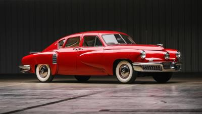 Spectacular 1948 Tucker Model 48 Sedan to be sold without reserve at  Worldwide's Auburn Auction