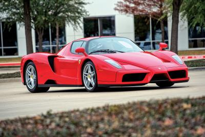 Racing to cross the block at Worldwide's Scottsdale Auction, a spectacular line-up of modern supercars